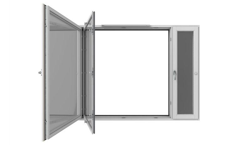 energiatehokas ikkuna