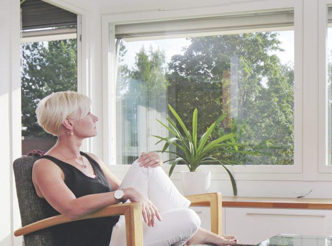 Suomessa valmistetut Tiivi-ikkunat ja -ovet ovat olleet osa suomalaisia koteja jo 40 vuoden ajan.