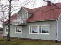 Omakotitalon ikkunaremontti