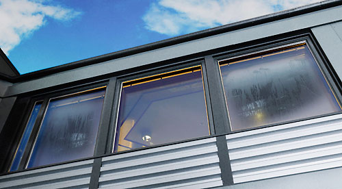 Ikkunat huurtuu - estä ikkunan huurtuminen oikealla lasivalinnalla.