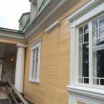 Kartanon ikkunaremontti Kaisankoti