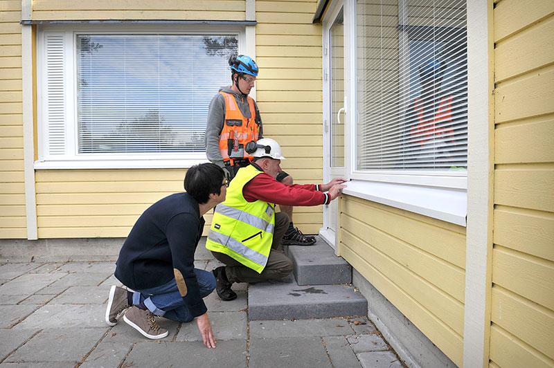 Tiivin asennus hoitaa Raumalaisen taloyhtiön remontin asennukset huolella ja ammattimaisesti