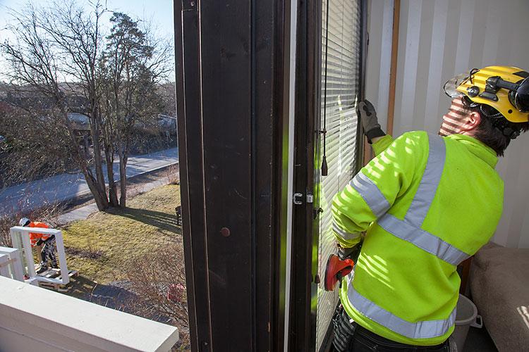 Tiivi Tampere taloyhtiöremontissa vaihdettiin ikkunat ja ilmanvaihto